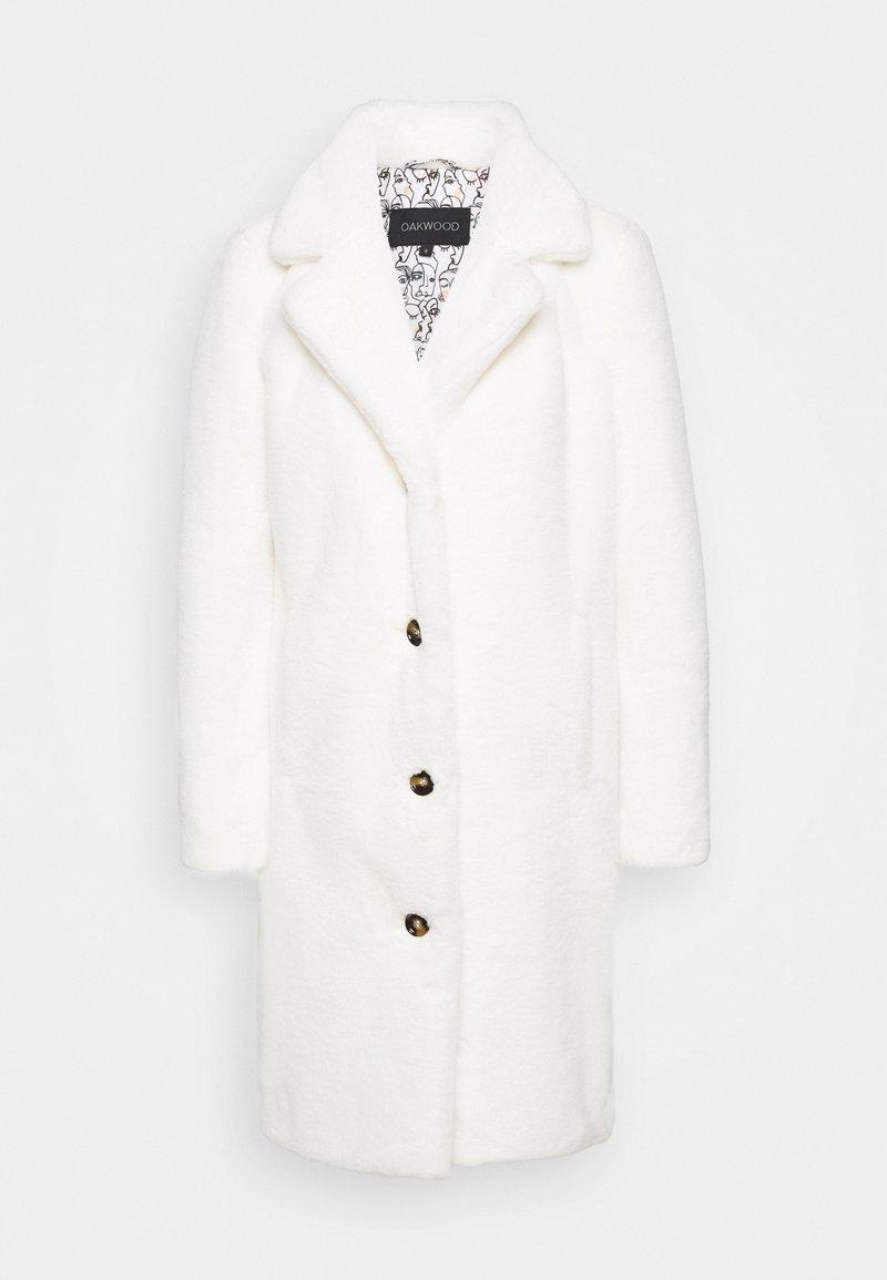 Oakwood - CYBER - Winter coat - ivory