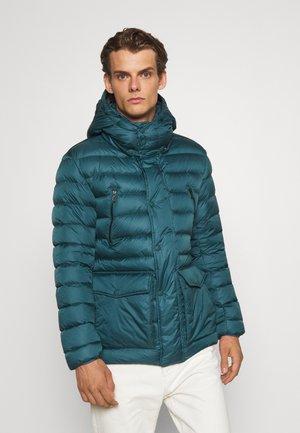 MENS JACKETS - Down jacket - green