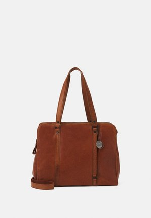 Käsilaukku - brandy
