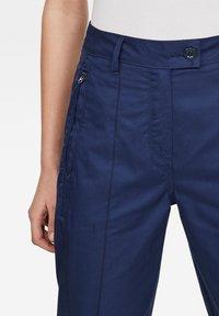 G-Star - ESPOR HIGH - Trousers - imperial blue - 3