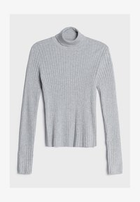 Bershka - Jumper - light grey - 5