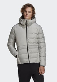 adidas Performance - URBAN COLD.RDY PRIMEGREEN OUTDOOR DOWN JACKET - Down jacket - grey - 0