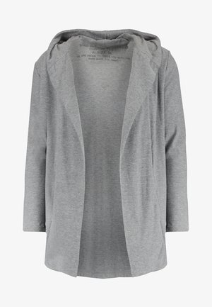 KALLE - Cardigan - silber