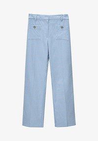 Uterqüe - Trousers - light blue - 5