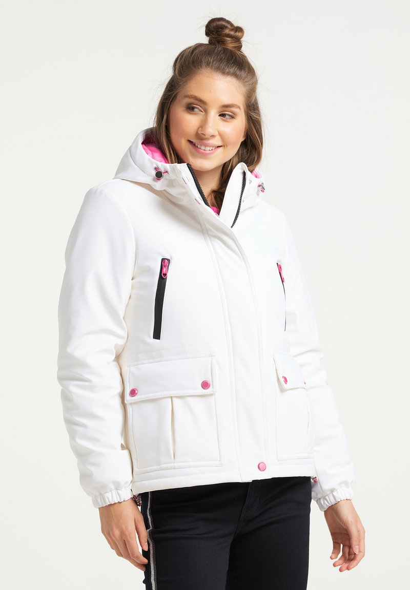 myMo - Winter jacket - weiss