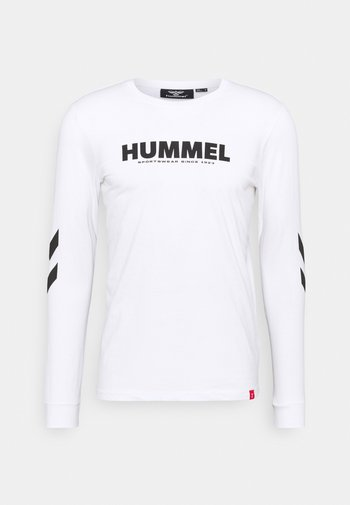 LEGACY - Long sleeved top - white