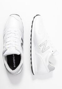 New Balance - WL373 - Matalavartiset tennarit - white/grey - 3
