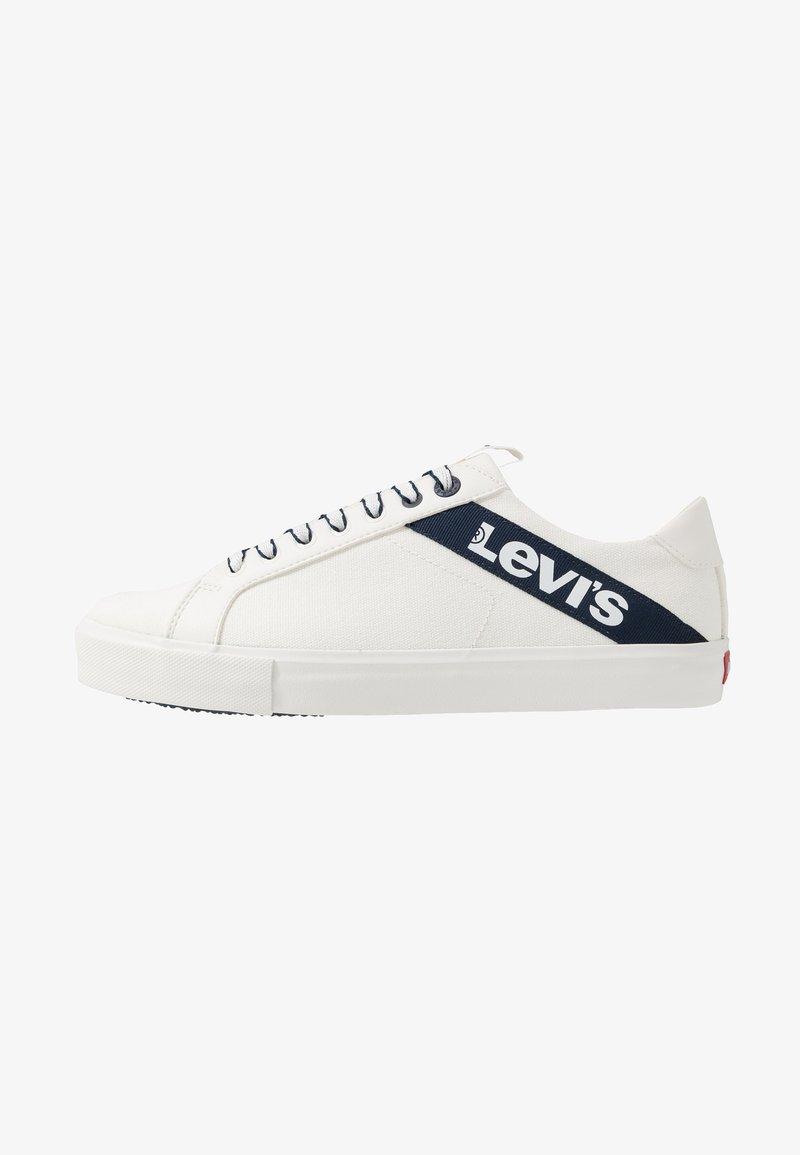 Levi's® - WOODWARD - Sneakers - regular white