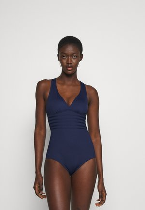 SWIMSUIT CROSS - Swimsuit - navy