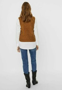 Vero Moda - Top - tobacco brown - 2