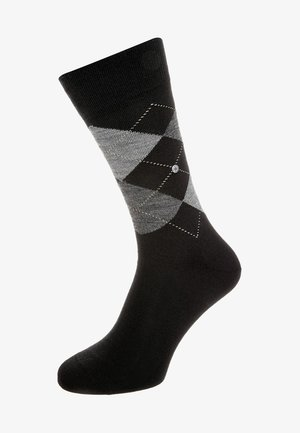 EDINBURGH - Ponožky - black