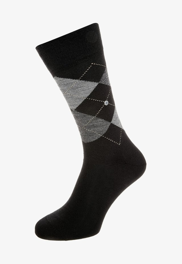 EDINBURGH - Socks - black