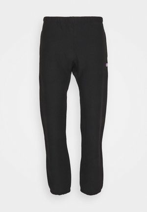 ELASTIC CUFF PANTS - Trainingsbroek - black