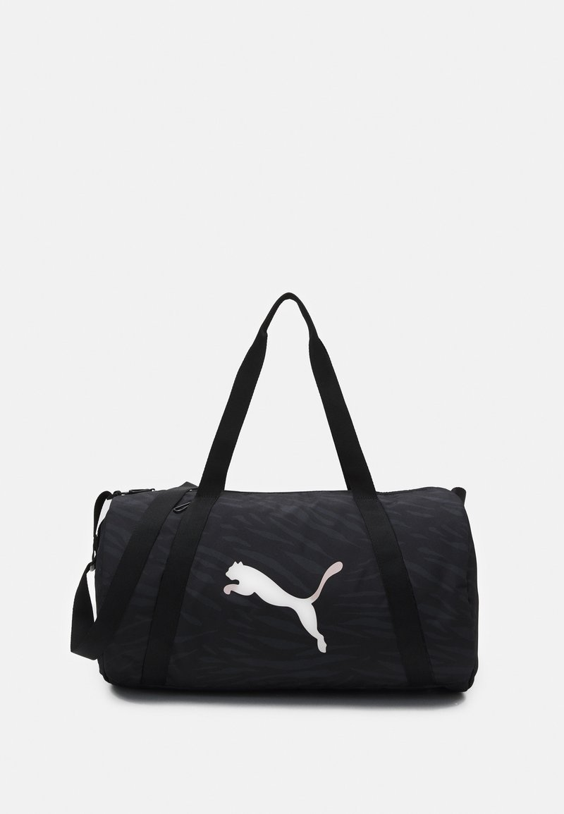 Puma - BARREL BAG - Treningsbag - black