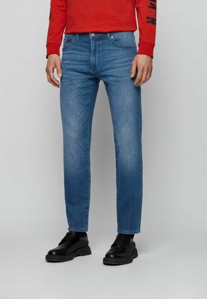 MAINE - Straight leg jeans - blue