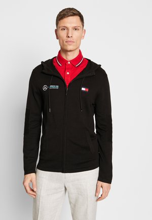 TOMMY X MERCEDES-BENZ - Cardigan - black