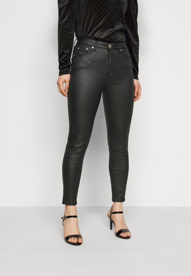 Glamorous Petite - LADIES - Jeans Skinny Fit - black