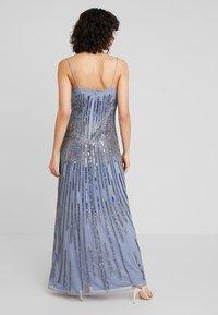 Lace & Beads - DULCE MAXI - Společenské šaty - blue - 2