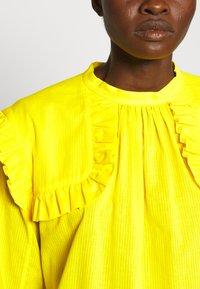 By Malene Birger - SALINGER - Blouse - yellow - 5