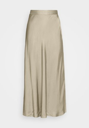 BACA SKIRT - Jupe longue - roasted grey khaki