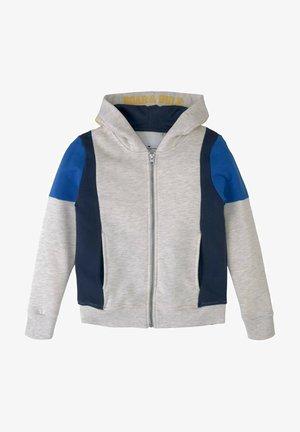 Zip-up hoodie - dress blue|blue