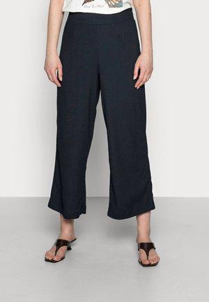 MAHILA - Trousers - mystic blue