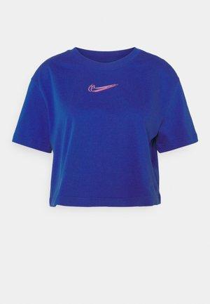 CROP TEE  - Basic T-shirt - game royal