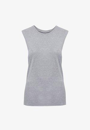 TANK CHANT - Top - grey