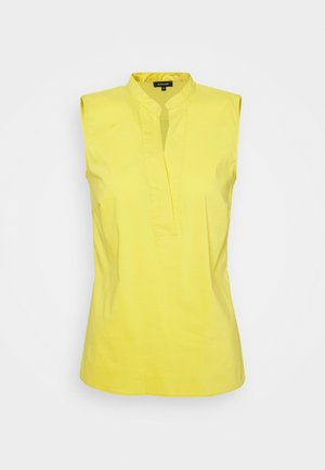 BLOUSE NON SLEEVE - Blouse - sunny yellow
