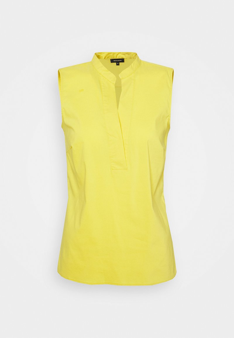 More & More - BLOUSE NON SLEEVE - Blouse - sunny yellow