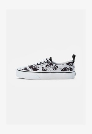 ERA ELASTIC LACE - Trainers - skull/black