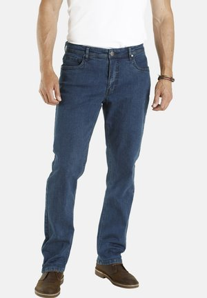 ALMIN - Straight leg jeans - blau