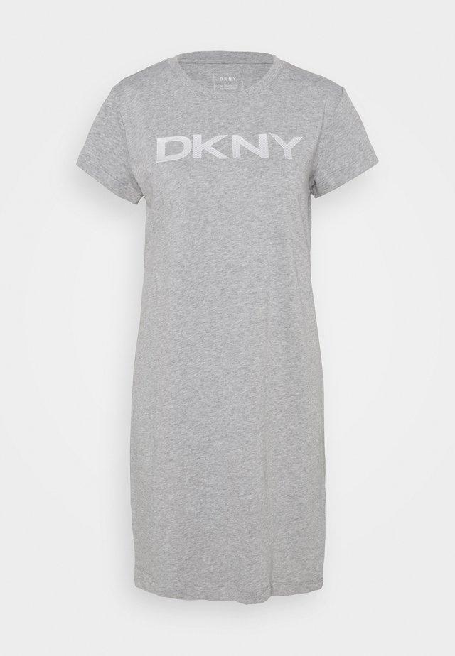 LOGO DRESS - Robe d'été - grey