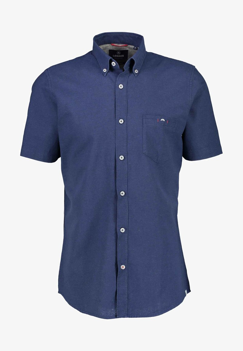LERROS - Shirt - dark navy