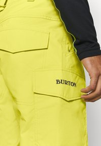 Burton - COVERT - Snow pants - limeade - 3