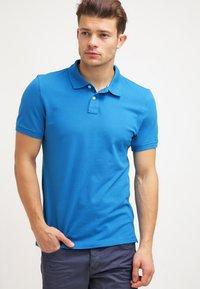 Pier One - Polo shirt - blue - 0