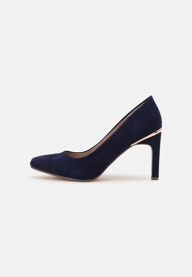 WIDE COMFORT DEIDRE COURT - Klassiske pumps - navy