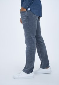 Tommy Hilfiger - Straight leg jeans - grey denim - 2