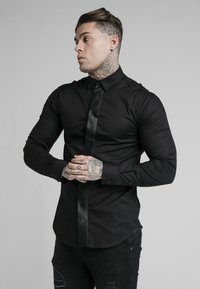 SIKSILK - Shirt - black - 0