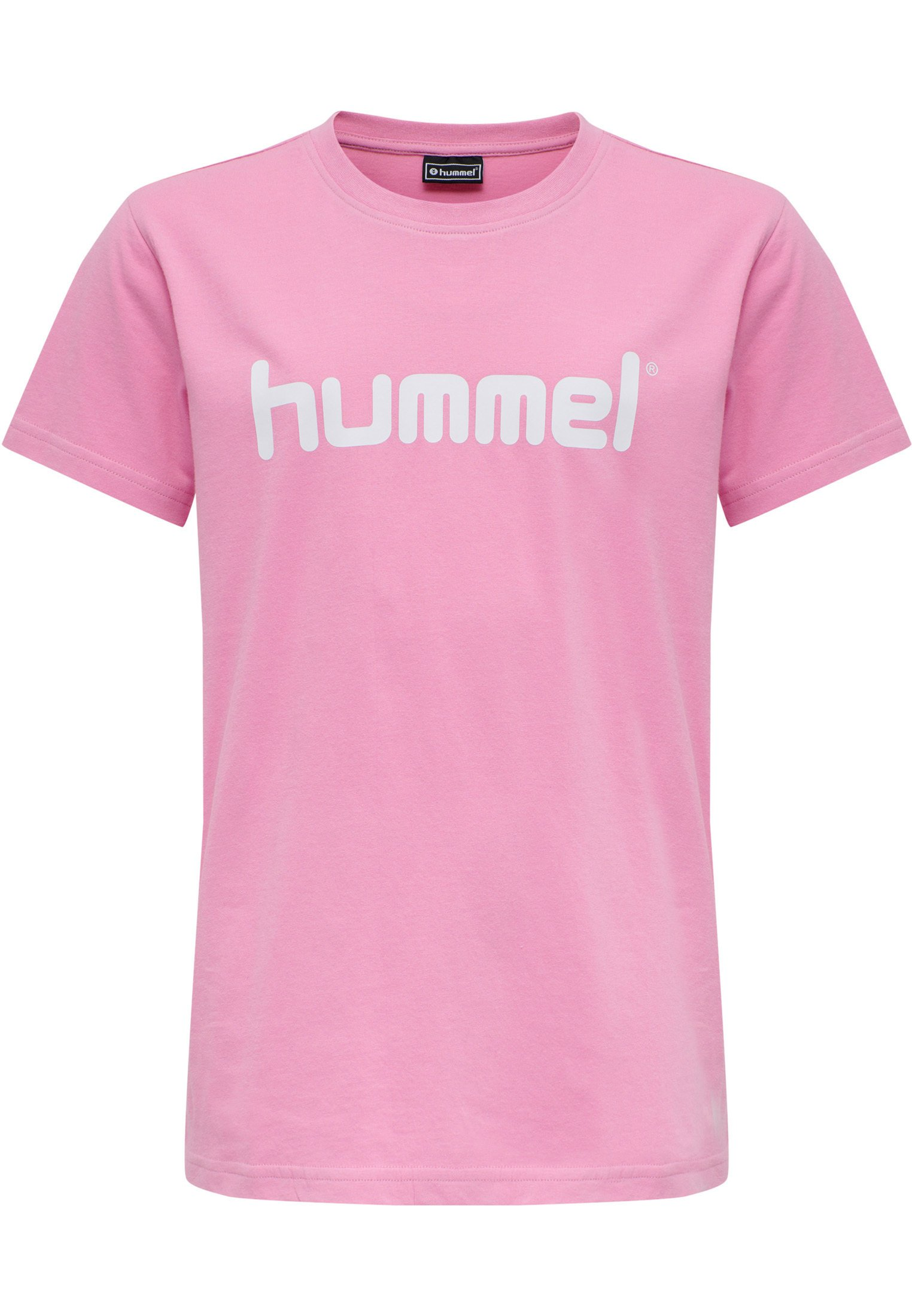 Enfant HMLGO KIDS COTTON LOGO S/S - T-shirt imprimé