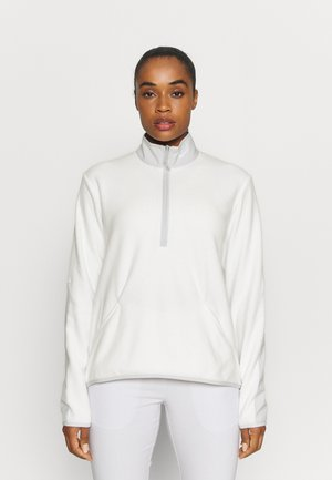 THERMA FIT VICTORY - Fleece jumper - white/photon dust