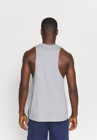 Nike Performance - TANK DRY - Top - particle grey/grey fog - 2