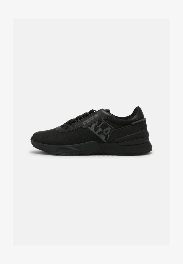 SPARROW - Sneakers laag - black