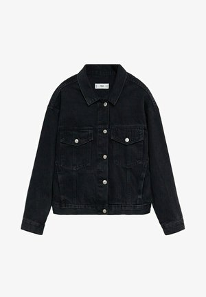 RACHEL - Denim jacket - black denim
