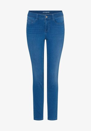 Slim fit jeans - mid stoned