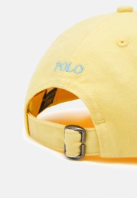 Polo Ralph Lauren - APPAREL ACCESSORIES UNISEX - Czapka z daszkiem - empire yellow - 3