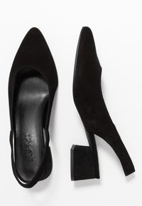 Esprit - KEAN SLING - Klassiske pumps - black - 3