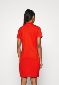 Lacoste - MINI EXTENSIBLE - Day dress - groseillier - 2