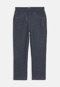 Staccato - THERMO TREGGINGS KID - Leggings - Trousers - dark blue denim - 0