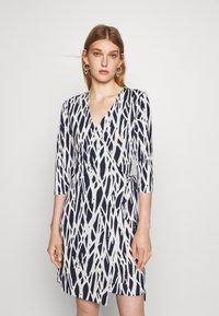 Diane von Furstenberg - JULIAN TWO - Day dress - new navy - 0